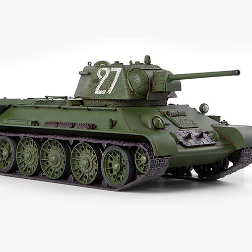"[1/35] 13505 USSR T-34/76 ""No.183 Factory Production"""