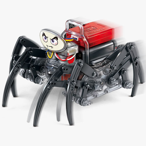 18171 Wireless R/C Spider Robot