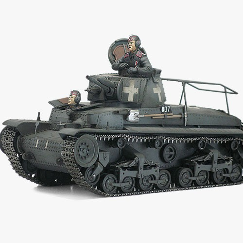 [1/35] 13313 German Command Tank Pz.bef.wg 35(t)