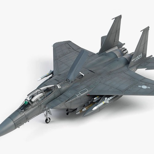 [1/72] 12554 ROKAF F-15K Slam Eagle(Released Oct,2017)