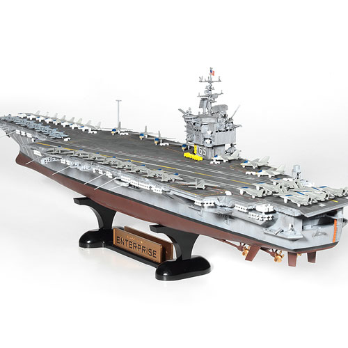 [1/400] 14400 USS Enterprise CVN-65 (Released April,2019)
